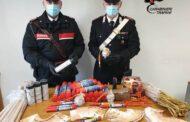MAZARA 2: DETENZIONE ILLEGALE DI FUOCHI ARTIFICIALI, DEFERITO UN PREGIUDICATO TROVATO IN POSSESSO DI 40.000 EURO