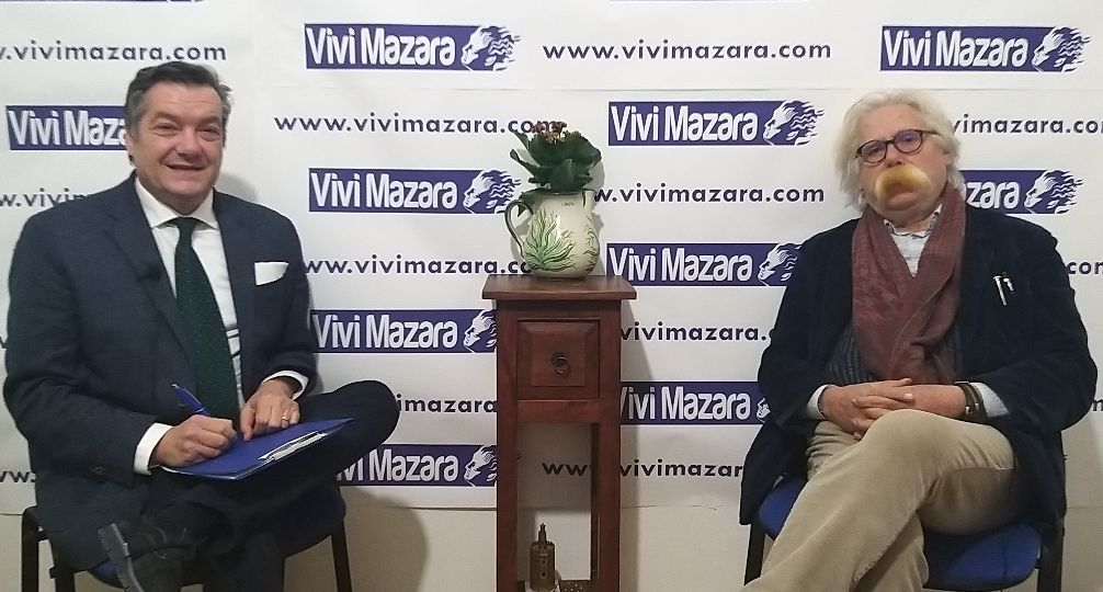 Mazara. Video intervista a Nicola Cristaldi