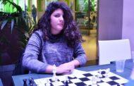 Martina Marino regina degli scacchi a Mazara