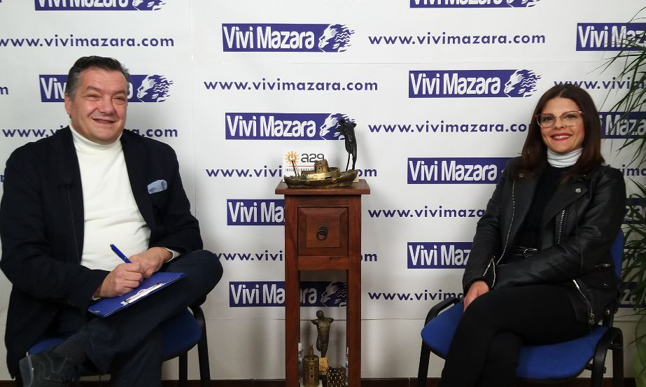 Mazara. VIDEO INTERVISTA A CRISTINA AMABILINO IN RAPPRESENTANZA DELLE FAMIGLIE DEI 18 PESCATORI LIBERATI IN LIBIA