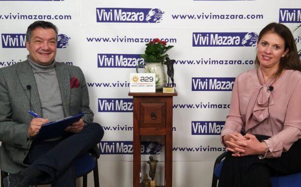 Mazara. VIDEO INTERVISTA CON GIULIA FERRO COORDINATRICE PROVINCIALE (DIVENTERÀ BELLISSIMA)