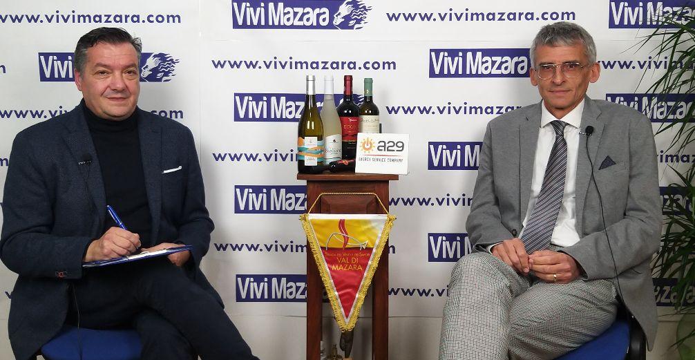 Mazara. VIDEO INTERVISTA CON IL DOTT. MARIO TUMBIOLO (STRADA DEL VINO E DEI SAPORI VAL DI MAZARA)