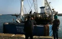 Mazara. (Video) DOPO IL SEQUESTRO IN LIBIA IL MOTOPESCA