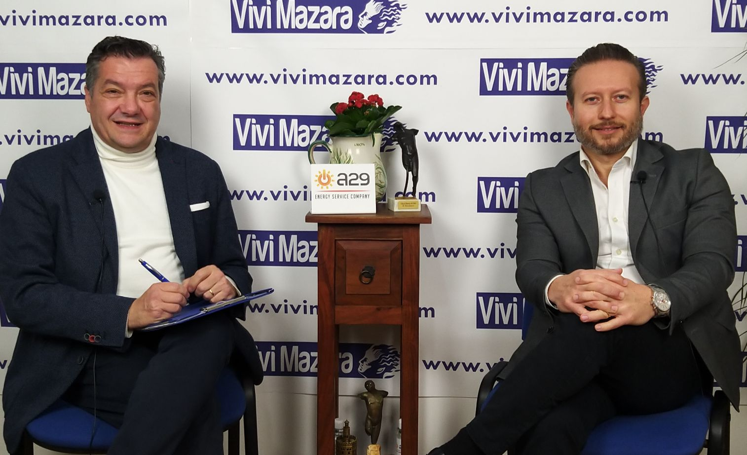 Mazara. VIDEO INTERVISTA CON L'ASSESSORE VINCENZO GIACALONE