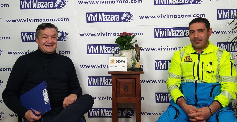 Mazara. VIDEO INTERVISTA CON DARIO SCALETTA