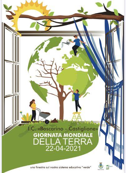 """Mazara. Giornata della Terra, Iniziativa dell'Istituto """"Boscarino-Castiglione"""" con il patrocinio del Comune"""