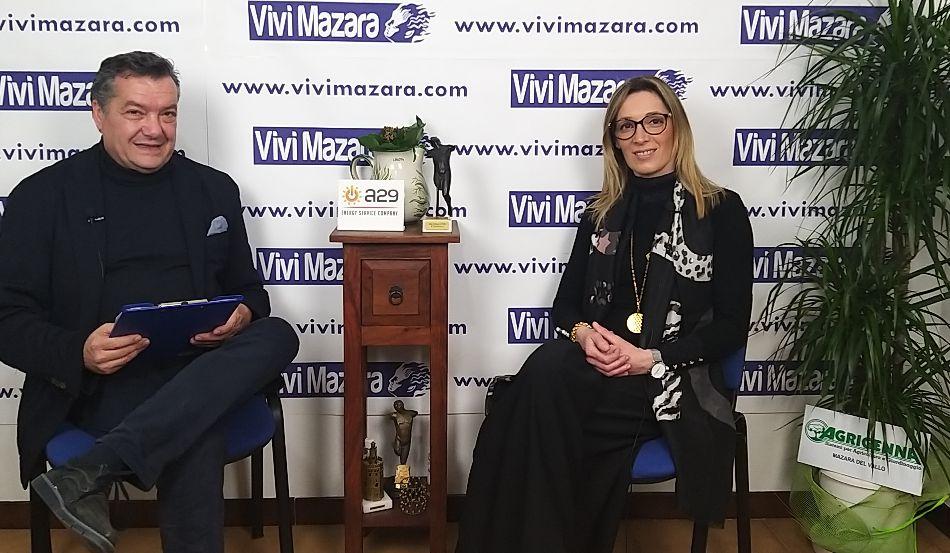 Mazara. VIDEO INTERVISTA CON IL CONSIGLIERE COMUNALE ENZA CHIRCO (GRUPPO VIA)