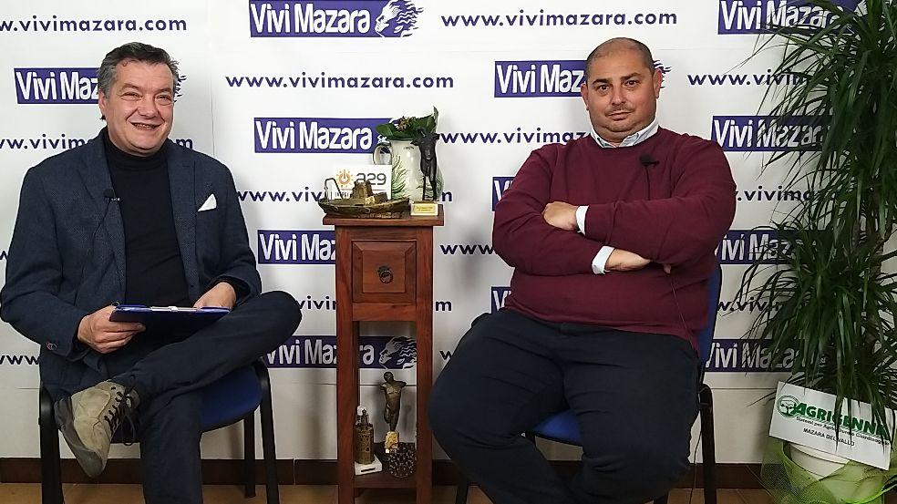 Mazara. VIDEO INTERVISTA CON GIACOMO D'ANNIBALE (Italia Viva)