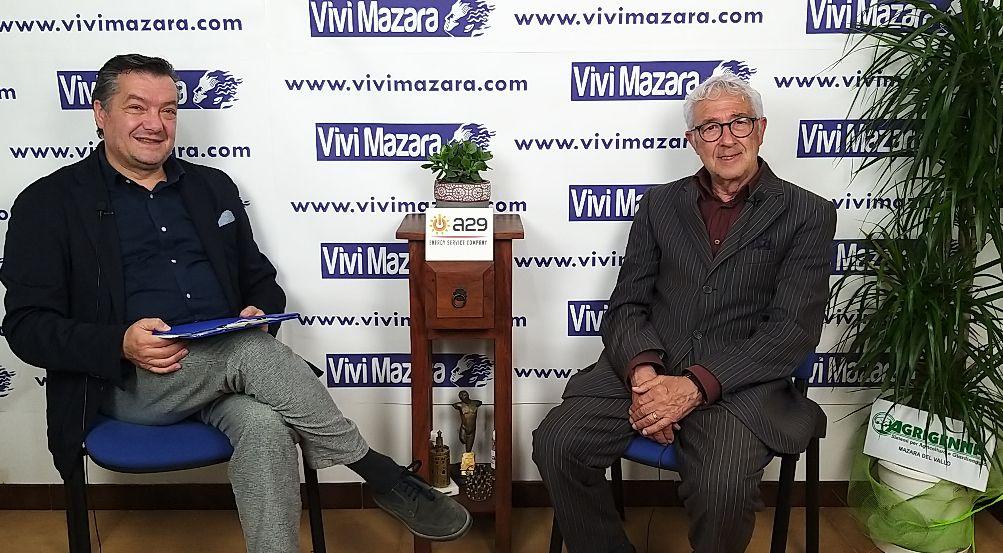 Mazara. VIDEO INTERVISTA CON GIOVAN BATTISTA QUINCI