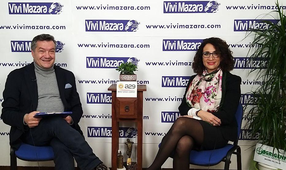 Mazara. VIDEO INTERVISTA CON STEFANIA MARASCIA (Consigliere comunale SIAMO MAZARA)