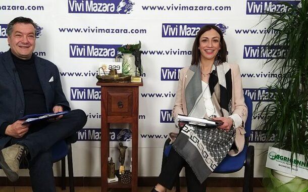 Mazara. VIDEO INTERVISTA CON L' ING. VITALBA GUCCIARDO (A29)