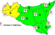 Pasquetta con maltempo in Sicilia, allerta gialla e piogge in arrivo in provincia di Trapani