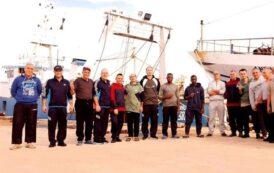 PESCATORI DI MAZARA PRIGIONIERI A BENGASI, CHIESTO UN MAXI RISARCIMENTO DA 18 MILIONI ALLA LIBIA
