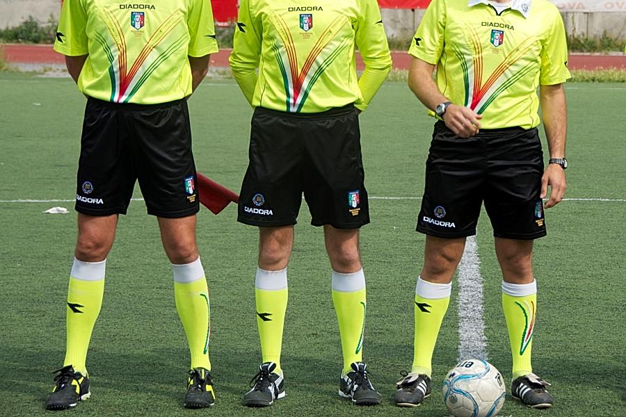 Calcio Eccellenza A: Le gare e le designazioni arbitrali della 5° giornata (Domenica 2 maggio ore 16.30)