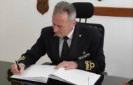 Visita istituzionale del Direttore Marittimo della Sicilia Occidentale alla Capitaneria di porto di Mazara