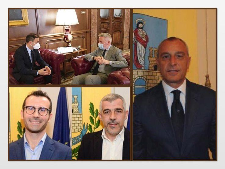 Grande soddisfazione del Partito Democratico per l'esito proficuo dell'incontro tra il Ministro della difesa ed il sindaco di Mazara Salvatore Quinci