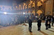 Insieme per Denise, Mazara del Vallo si stringe attorno a Piera Maggio e Piero Pulizzi