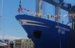 Un peschereccio mazarese è stato preso a pietrate da barche turche e speronato