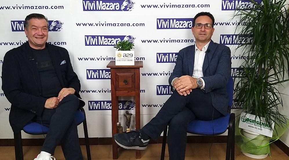 Mazara. OPERE PER LA CITTÀ, INTERVISTA CON L'ASSESSORE MICHELE REINA