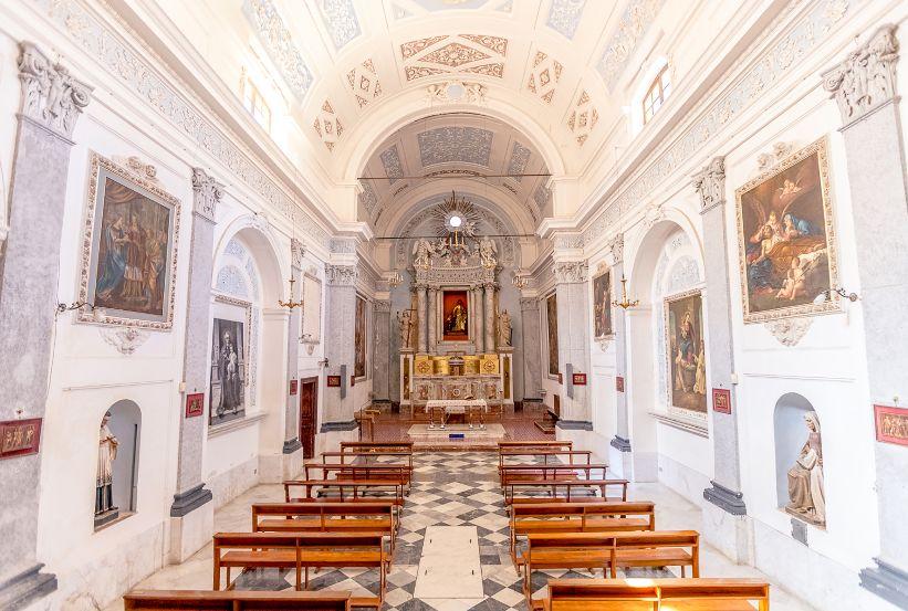 Mazara. Completati gli interventi nella chiesa di San Giuseppe