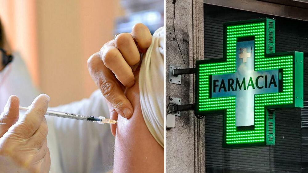 Vaccini anche in farmacia, via libera in Sicilia: si parte il 15 luglio