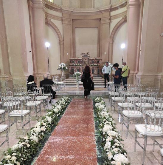 Mazara. Matrimoni civili ed unioni civili anche nell'ex chiesa di San Carlo