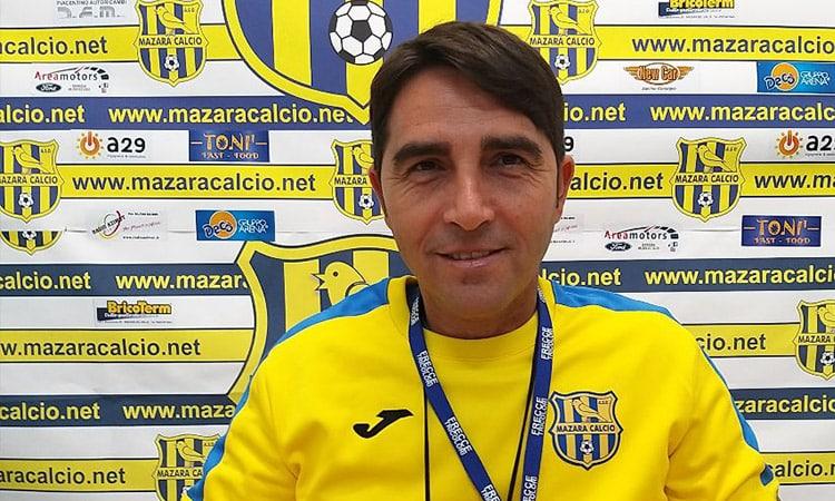 Il Mazara 2021/22 parte dal riconfermato Mister DINO MARINO