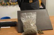 Pacco di marijuana inviato per posta a Mazara, scoperto dalla Finanza a Carini
