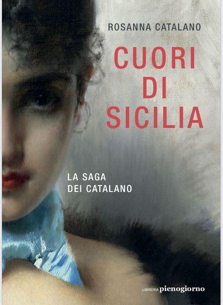 E' in uscita oggi in tutte le librerie italiane il libro di Rosanna Catalano
