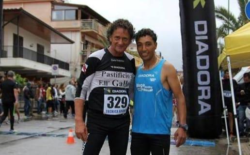 """Mazara. """"Corriamo al lungomare a favore della Lilt"""" con il testimonial Pino Pomilia e l'ospite d'onore Mohamed Indrissi"""