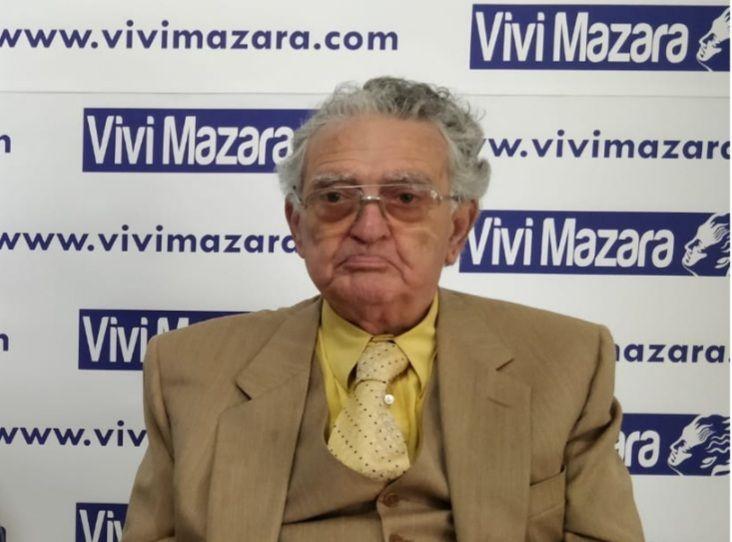 Mazara. Il cordoglio del Sindaco Quinci per la scomparsa di Vincenzo Calafato