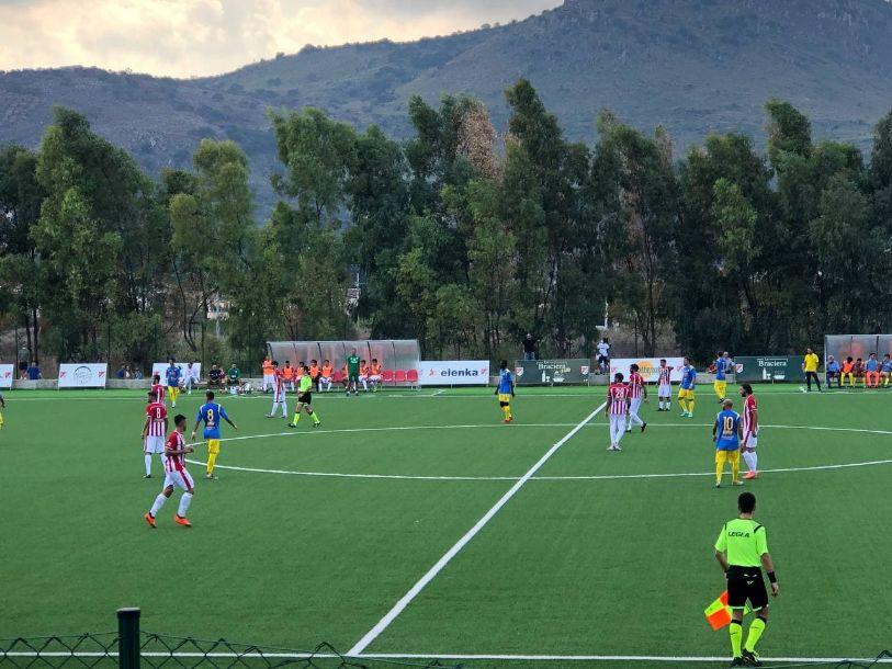 Calcio Eccellenza: MISILMERI - MAZARA 0-2 I canarini partono forte in campionato