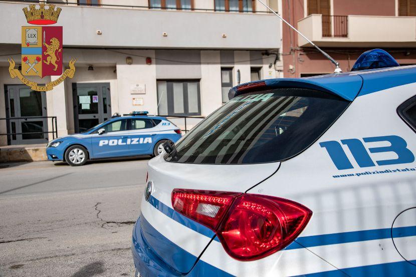 Mazara. La Polizia di Stato esegue ordinanza di applicazione misura cautelare del divieto di avvicinamento alla vittima a carico di un pregiudicato mazarese