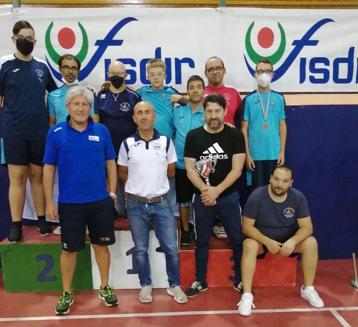 """Mazara. L'ASD Paralimpica """"Mimì Rodolico"""" riconferma il titolo italiano nel campionato a squadre di serie """"B"""""""