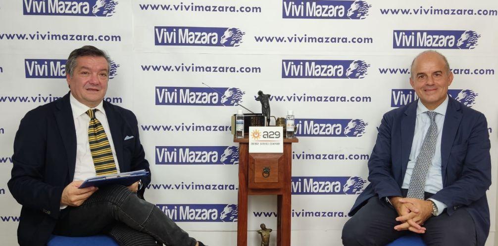 OSPEDALE DI MAZARA: INTERVISTA AL DOTT. PAOLO ZAPPALA', COMMISSARIO ASP TRAPANI