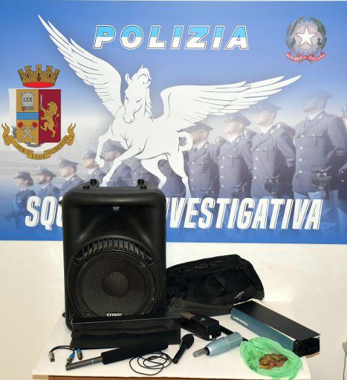 Mazara. La Polizia di Stato recupera gli oggetti rubati all'interno di alcune Chiese