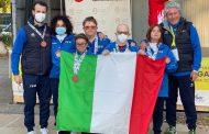 ASD Paralimpica Mimì Rodolico: 4 medaglie di bronzo agli Euro Trigames di Ferrara per gli atleti mazaresi