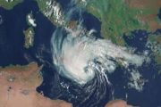 Arriva un ciclone verso la Sicilia con rischio alluvioni lampo